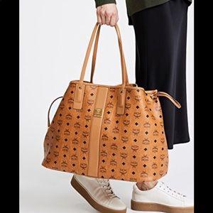 MCM Large Liz Reversible Shopper